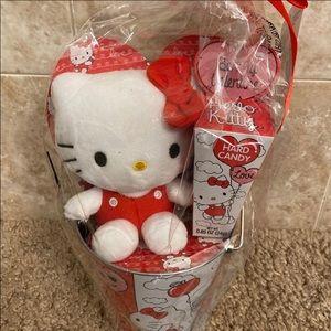 Hello Kitty Plush Tin